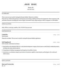 Resume Creator For Mac by Free Resume Templates For Word The Grid System Resume