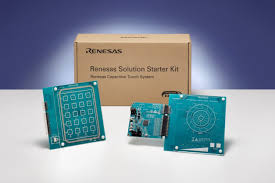 touch key renesas electronics america