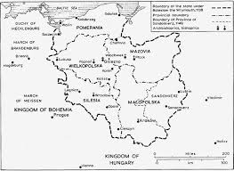 New York Political Map by Polish Genealogical Society Of California Maps