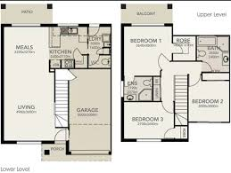 Narrow Block Floor Plans Narrow Block Plans Amazing Narrow Block House Plans Adelaide U