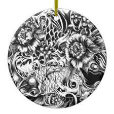 japanese style ornaments keepsake ornaments zazzle