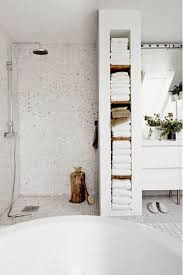 Bathroom Shower Storage Ideas Bathup White Modern Stained Wooden Cabinet Sink Stainless Shower