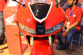 cbr bike show honda cbr 600rr at nepal auto show headlamps indian autos blog