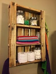 Wooden Shelves For Bathroom Diy Wooden Bathroom Shelves That You Can Make Just In One Day