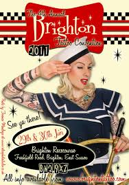 brighton tattoo convention and 8 ball diner nickgrant co uk
