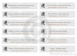 new year s fortune cookies fortune cookie slips of paper with sayings or quotes for
