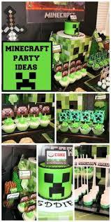 minecraftcollage minecraft party pinterest birthdays