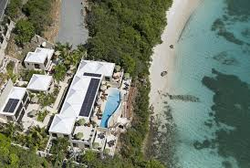 14 9 million 15 000 square foot contemporary beachfront estate in