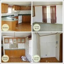 Mobile Home Decorating Ideas Budget Kitchen Makeover Mobile Home 700 Dollars Diy Wow