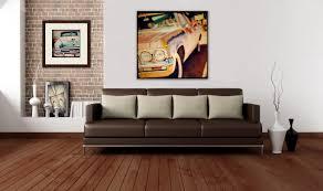 contemporary living room canvas2u