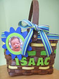 personalized wicker easter baskets diy wicker easter basket personalized easter baskets would