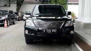 lexus mobil membedah keistimewaan mobil dinas yang bakal dipakai anies