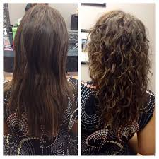 perms for fine hair before and after body wave perm before and after hair pinterest body wave