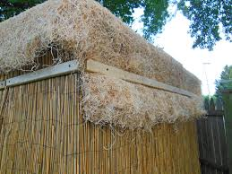 How To Build A Tiki Hut Roof How To Build A Tiki Hut Garden Shed For Under 100 Shawna Coronado