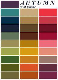 autumn color beautiful google style