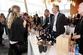 in seventh wine heaven at seven vancouver international wine