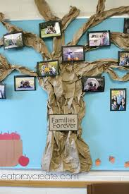 families are forever primary bulletin board idea eat pray create