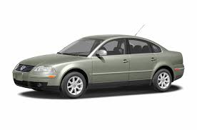 2004 volkswagen passat new car test drive