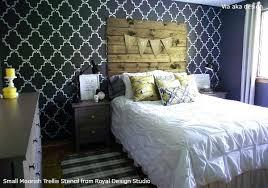 wall stencils for bedroom stenciled bedroom walls all stencils for bedroom walls uk koszi club