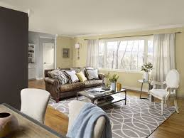Living Room Colors Grey Couch Living Room Color Ideas With Brown Leather Furniture Living Room
