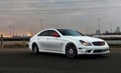 nyjah huston mercedes cls 63 amg vossen wheels presents a day in the of skateboard chion