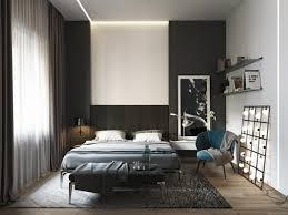 chambre a coucher blanc design noir et blanc 40 chambres à coucher qui font rêver