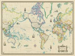 antique world map wall mural inside roundtripticket me world map antique