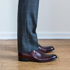 A Guide to Pant Breaks and Proper Pant Length  He Spoke Style