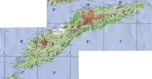 Map Of Monsoon Asia by Maps Of East Timor Timor Leste Map Library Maps Of The World
