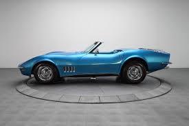 1969 corvette stingray for sale 1969 chevrolet corvette rk motors