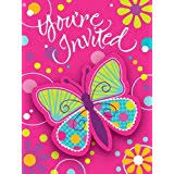 butterfly invitations butterfly invitations cards party supplies toys
