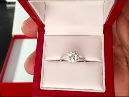 diamond rings box images James allen engagement ring unboxing jpg