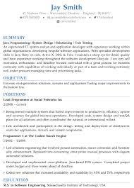killer resume template saneme