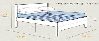 Height Of Bed Frame Bed Get Laid Beds
