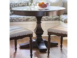 custom round dining tables canadel custom dining customizable round dining table belfort