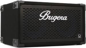 lightweight bass speaker cabinets bugera bt210ts 1600w 2x10 bass speaker cabinet sweetwater