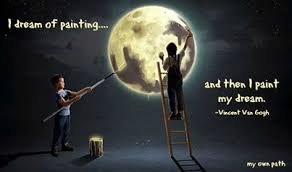 paint dream paint your dream ask the dreamer