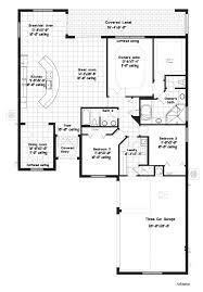 Arlington House Floor Plan New Home Models At Vero Lago In Vero Beach Fl