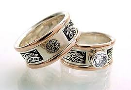 celtic rings wedding images Celtic rings to fall in love with jpg