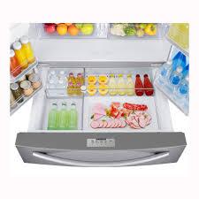 Samsung French Door Refrigerator Cu Ft - samsung 29 1 cu ft french door refrigerator stainless steel
