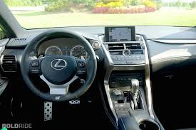 lexus truck nx lexus nx first drive more than just a face