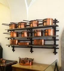iron kitchen wall shelves