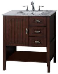 bellaterra 29 single sink bathroom vanity espresso finish