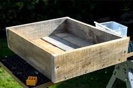 How To Make Planters by Pallet Project Diy Trugs U0026 Wood Planters Garden Living And
