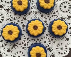 sunflower wedding favors sunflower favors etsy