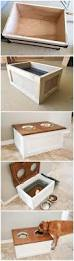 Design Your Own Dog Toy Boxes by Best 25 Diy Dog Ideas On Pinterest Puppy Treats Puppy Facts
