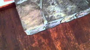 Installing Laminate Flooring Youtube How To Cut Laminate Flooring Next To A Stone Fireplace Youtube