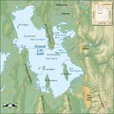 Map Of Salt Lake City Utah by File Great Salt Lake Map Fr Svg Wikimedia Commons