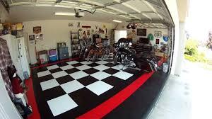race deck garage floor tiles snap lock