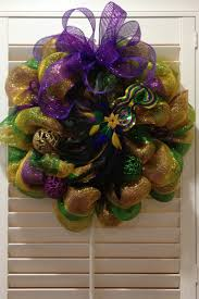 Deco Mesh Halloween Wreath Ideas by 578 Best Mardi Gras Images On Pinterest Mardi Gras Party